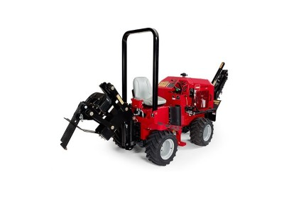 Cable Plow w/ Trencher
