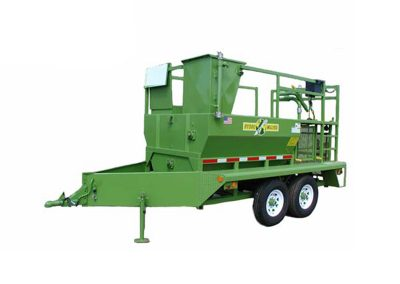 Towable Hydro Seeder