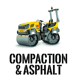 Compactors & Asphalt Equipment