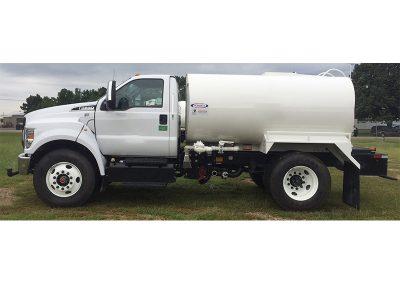 2500 Gallon Water Truck