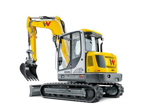 17600lbs 15'3″ Depth Mini Excavator